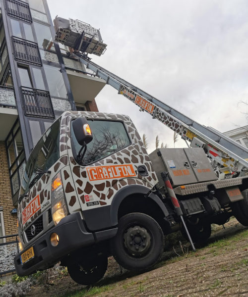 Verhuislift Rotterdam